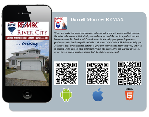 Darrell Morrow Mobile APP